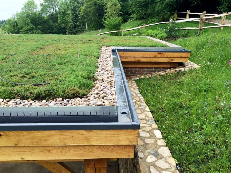 Green Roofs Rooftechnology